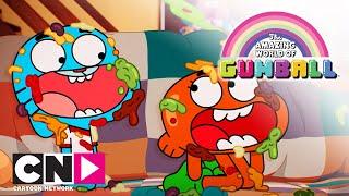Niesamowity świat Gumballa | Nie ruszać się! | Cartoon Network