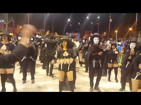Arandu bateria 2do puesto en Gualeguay 2017