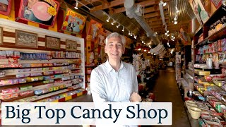 Discover Austin: Big Top Candy Shop -  Episode 70