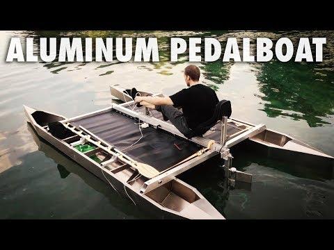 Pedal Driven Aluminum