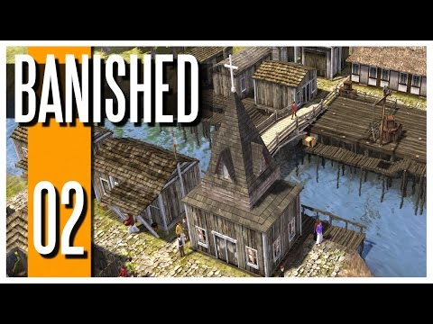 Banished - Ep.02 : The Village