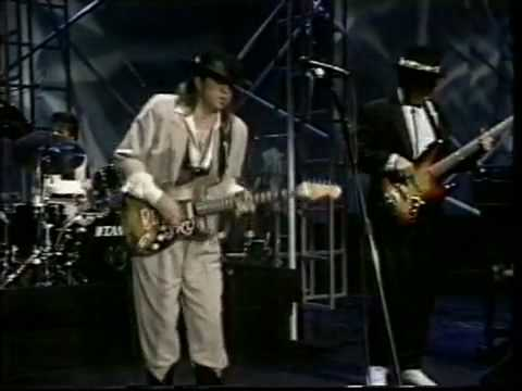STEVIE RAY VAUGHAN - The House Is Rockin' - Live 1990