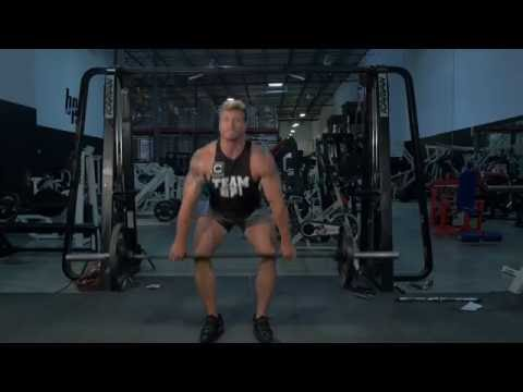 Olympic Weightlifting Training - How to Clean & Jerk