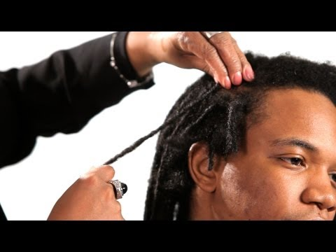 How To Tighten Loose Dreads | Get Dreads
