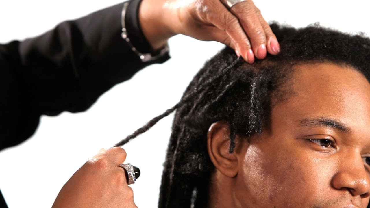 How To Tighten Loose Dreads Get Dreads Youtube