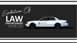 GTA l Evolution of Law Enforcement: Vapid Police Car  (1982-2012)