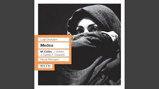 Medea (Medee) (Sung in Italian) : Act II: Solo un pianto con te versare (Neris)