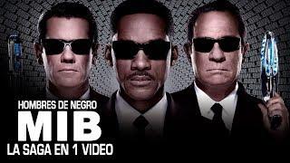 Hombres de Negro: La Saga en 1 Video