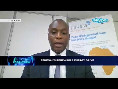 Senegal in renewable energy drive