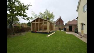 Garden Lodges - Sip Panel Video - Garden Building Construction