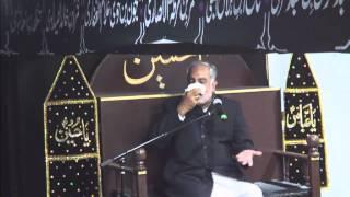 Majlis Shab-E-Aza - Maulana Muntazir Abbas Naqvi - Nov 7, 2015 Dar-e-Abbas(a.s) Atlanta GA