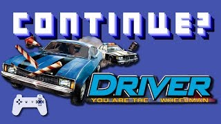 Driver (PlayStation 1) - Continue?
