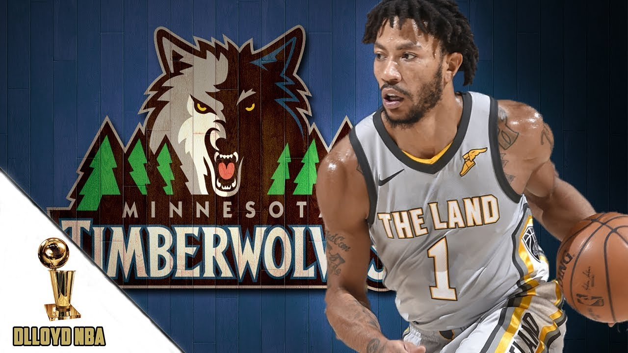 new style e6e32 45f19 Utah Jazz Officially Release Derrick Rose!! Will He Sign With The Minnesota  Timberwolves? | NBA News