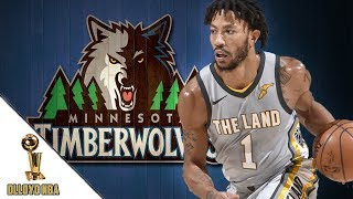 Utah Jazz Officially Release Derrick Rose!! Will He Sign With The Minnesota Timberwolves? | NBA News