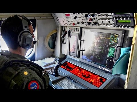A Look Inside P-3 Orion – Anti-Submarine And Maritime Surveillance Mission
