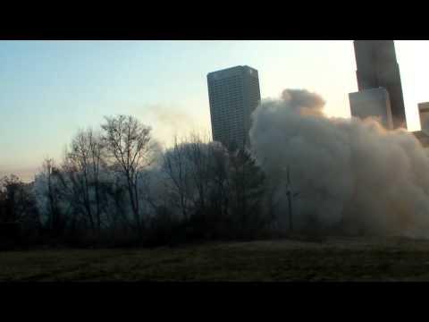 Atlanta Demolition Implosion 2 27 2011.MP4