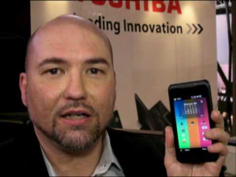 Toshiba TG01: Der iPhone-Killer