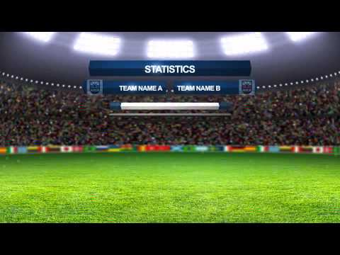 After Effects Project Files   Full TV Soccer Broadcast Package   VideoHive