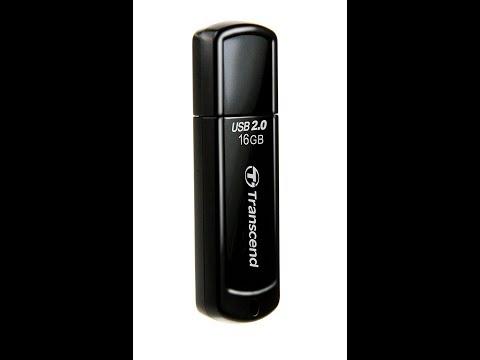 Transcend Jetflash 350 16GB pendrive