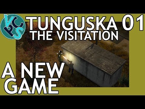 A New Game : Tunguska The Visitation EP01 - Isometric Shooter Horror Mystery – EA Demo
