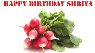 Shriya   Fruits & Frutas - Happy Birthday