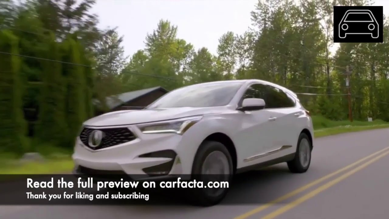2021 acura rdx can we expect big changes for this model