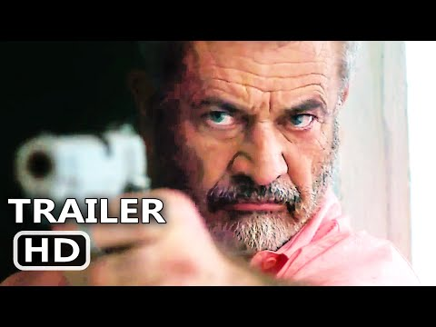 FORCE OF NATURE Official Trailer (2020) Mel Gibson Survival Movie HD