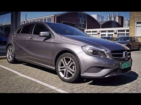 mercedes benz a class buying advice w176 youtube. Black Bedroom Furniture Sets. Home Design Ideas