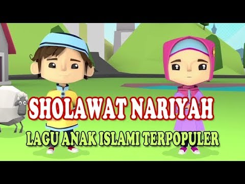Sholawat Nariyah Lagu Anak Islami Terpopuler |  Mari Bersholawat
