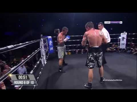 European Boxing Champ Knockouts(Kerman Lejarraga 27-0)