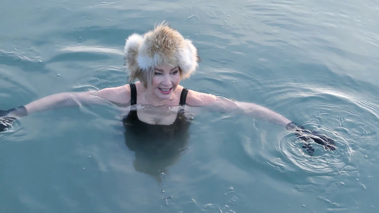 Cold Water Therapy……It's a Brrrrrtiful Thing!