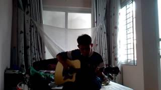Vì mất đi ánh mặt trời guitar cover by Trung Trĩ
