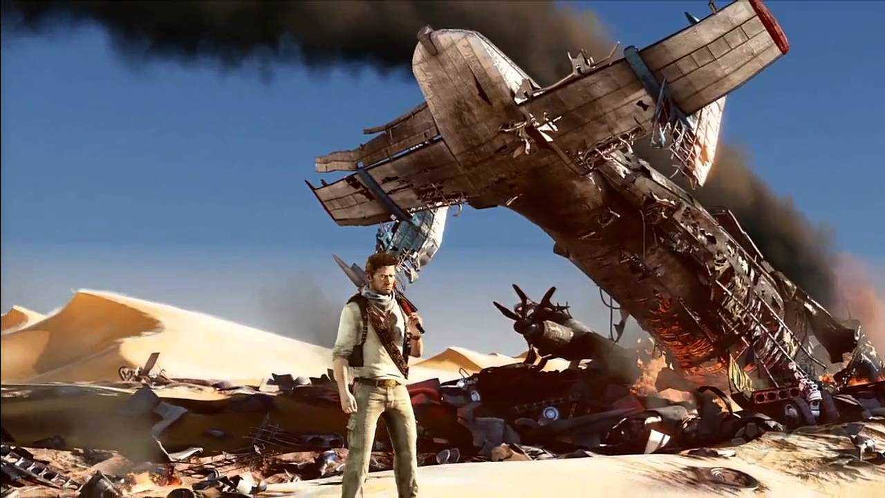 Uncharted 3: Drake's Deception Trailer - YouTube