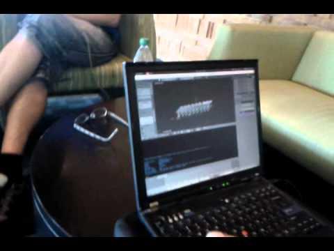 Blender Crew - Siggraph 2011