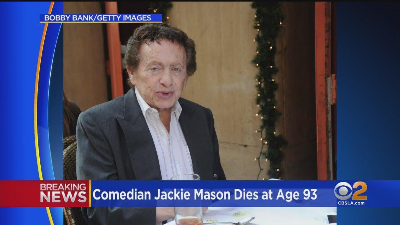 Jackie Mason, rabbi turned comedian, dies aged 93