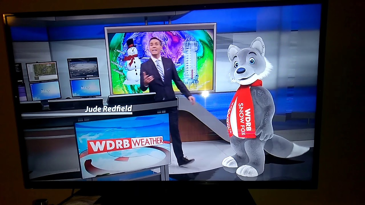 WDRB Fox41 Snow Fox Commercial (201?)