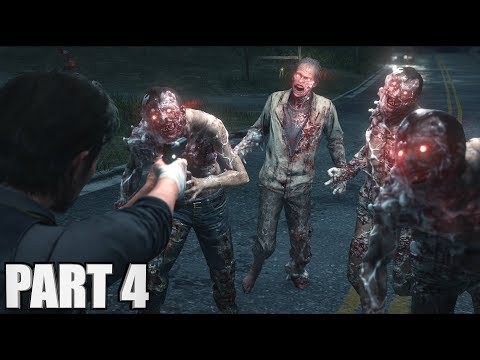 The Evil Within 2 Walkthrough Part 4 - SMILE FOR ME - PC Gameplay 60fps