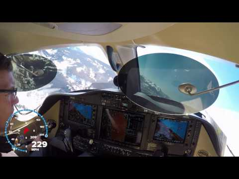 Cessna Citation Mustang St. Paul to Aspen 1080p