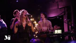 Z Berg ft. Ryan Ross, Dan Keyes & Palm Springsteen - All Out of Tears (The Echo LA)