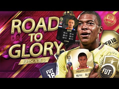 OMG FIRST SIGNING & REWARDS - MBAPPÉ ROAD TO GLORY #2 - FIFA 18
