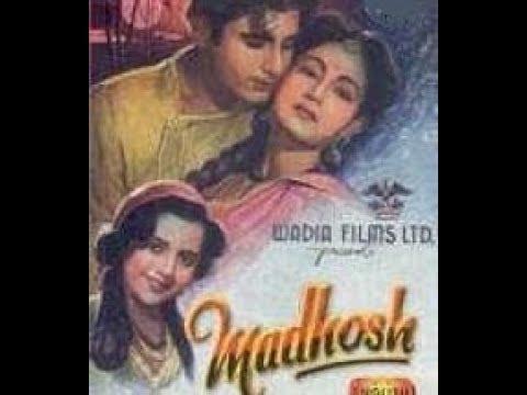 Radio Ceylon - 06-09-2017 - Film Madhosh (1951) Ke Gaane + KamSune AnSune Gaane