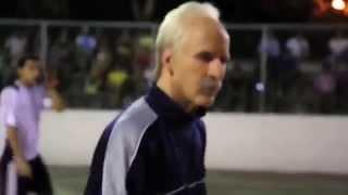 Sean Garnier as Grandpa - Freestyle Football
