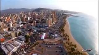 ciudades mas hermosas de Venezuela vista aérea desde un drone