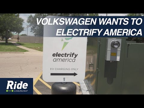 Volkswagen wants to Electrify America | Ride Tech