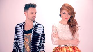 Repeat youtube video Crush + Alexandra Ungureanu - Cuvinte (Official Music Video)