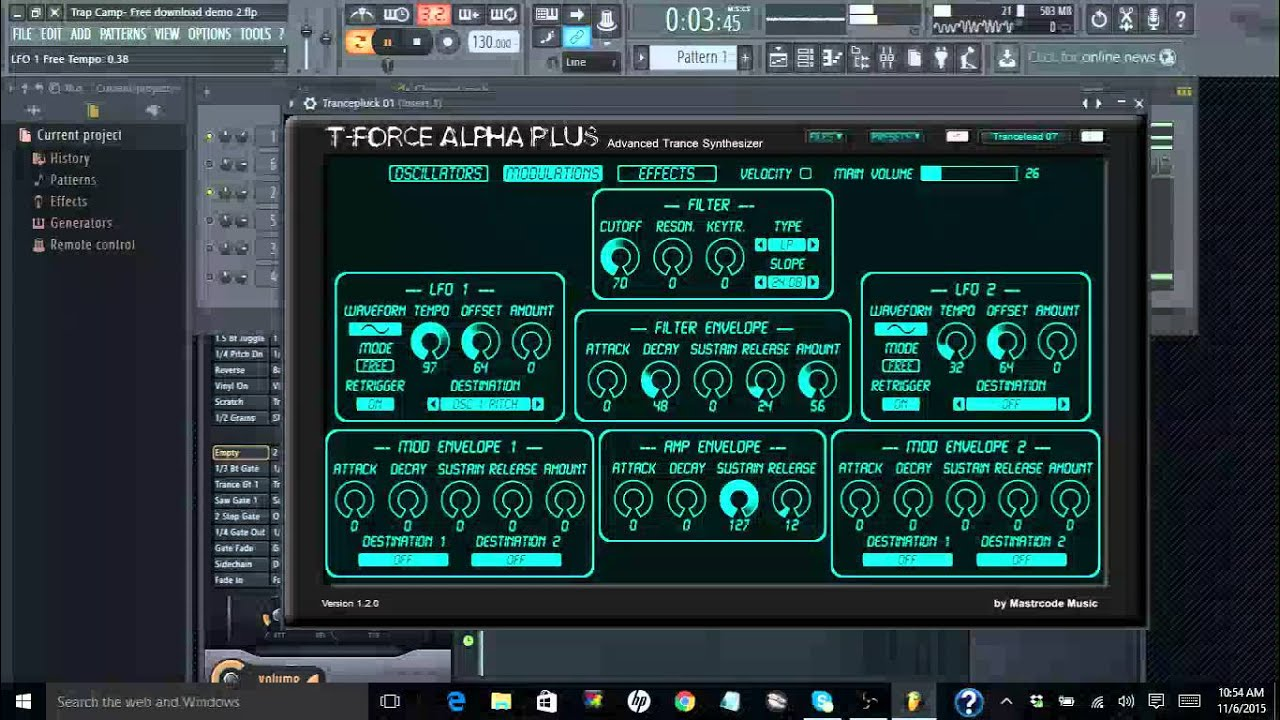 Free Download Friday!: T-Force Alpha Plus VST