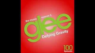 "Glee 5x12 "" 100 "" - Defying Gravity - Full Song-"