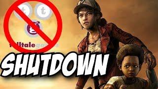 Telltale Games Shutdown - Wolf Among Us 2 & Stranger Things Cancelled The Walking Dead Final Season