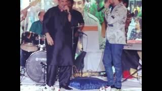 Nabeel Shaukat and Rahat Fateh Ali Khan live