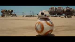 Звездные войны  Эпизод 7: Пробуждение силы   Тизер-трейлер (дублированный) 1080p